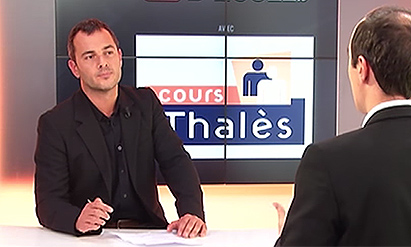 Interview COURS THALÈS, Edouard Morice