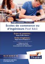 plaquette stages PACES Cours Thalès 2015