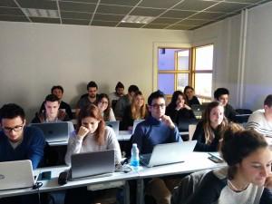 Supinternet et HEC : Winter Web Coding Camp