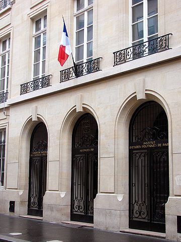 Entrée Sciences Po Paris