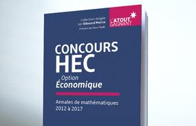 CONCOURS HEC