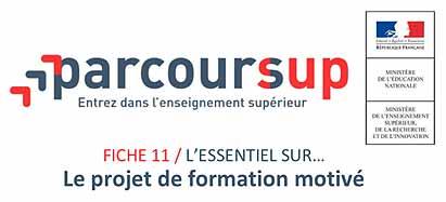 Parcoursup 2019 Presentation Detaillee
