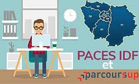 PACES Ile-de-France sur Parcoursup : nos conseils pour formuler un vœu
