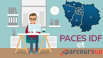 Nos conseils pour formuler un vœu PACES Ile-de-France sur Parcoursup