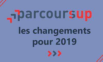Parcoursup: le gouvernement fait le bilan 2018 et met en place des changements pour 2019