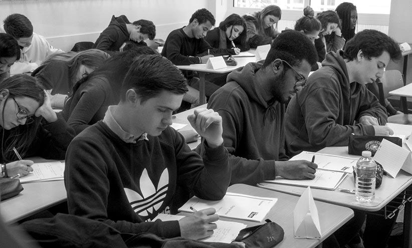 L'épreuve écrite abandonnée au concours d'entrée Sciences Po Paris