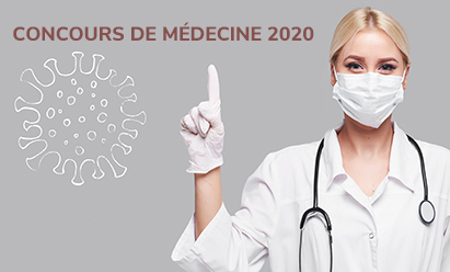 Covid-19 : La seconde partie du concours de médecine se déroulera à partir du 15 juin 2020