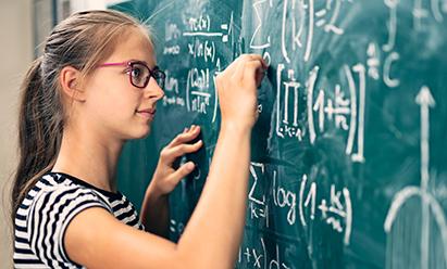 Les mathématiques ont toujours la cote !